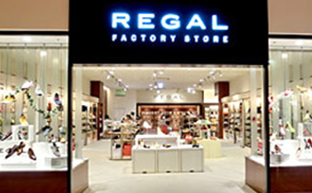 REGAL FACTORY STORE